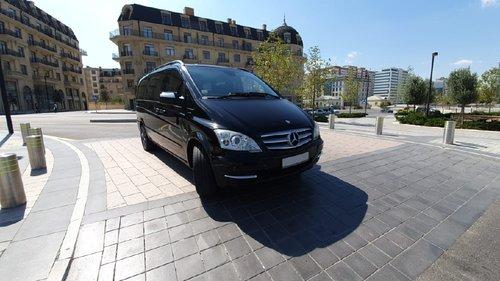 Minivan Viano for rent