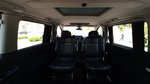 Viano for rent front inside view image